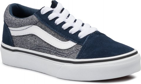 Tenisky VANS - Old Skool VN0A4BUUV9E1 (Suede) Suiting/Dress Bls (31)