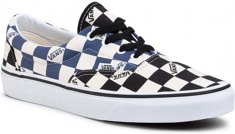 Tenisky VANS - Era VN0A4U39WRT1 (Big Check) Black/Navy (36)