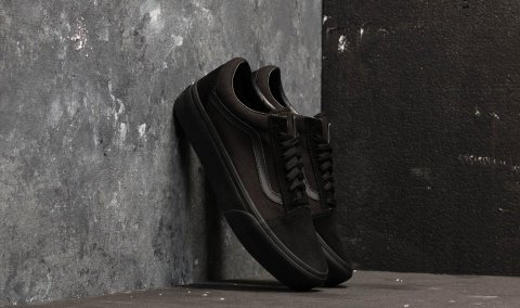 Vans Old Skool Platform Black/ Black