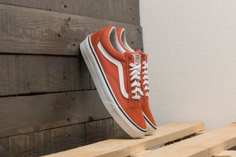 Vans Old Skool Autumn Glaze/ True White