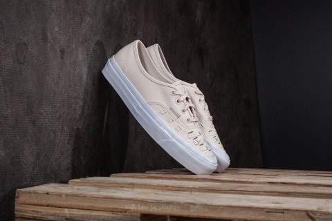 Vans Authentic Weave (Leather) Delicacy