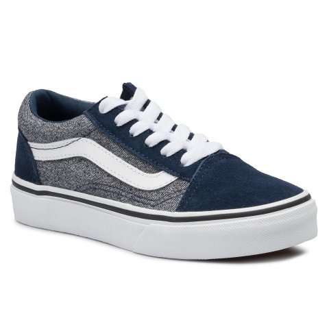 Tenisky VANS - Old Skool VN0A4BUUV9E1 (Suede) Suiting/Dress Bls (29)