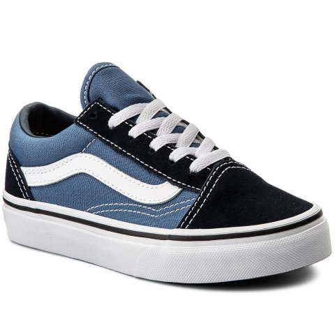 Tenisky VANS - Old Skool VN000W9TNWD Navy/True White (27)