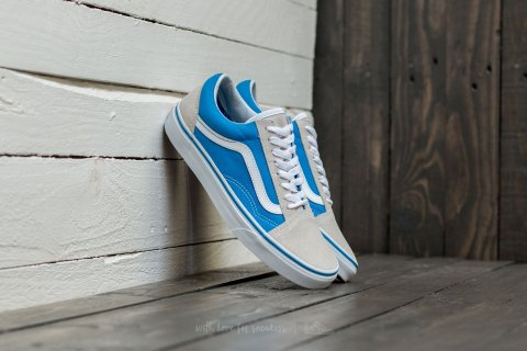 Vans Old Skool French Blue/ True White