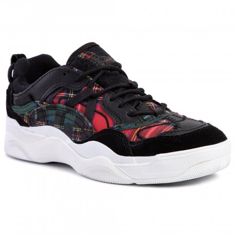 Sneakersy VANS - Varix Wc VN0A3WLNTYT1 (Plaid Mix) Red/Gr/Tr Wht (39)