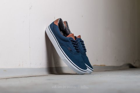 Vans Era 59 (C&L) Dress Blues/ Material Mix