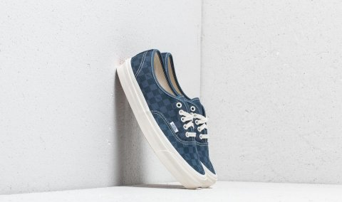 Vans OG Authentic LX (Canvas/ Suede) Checkerboard